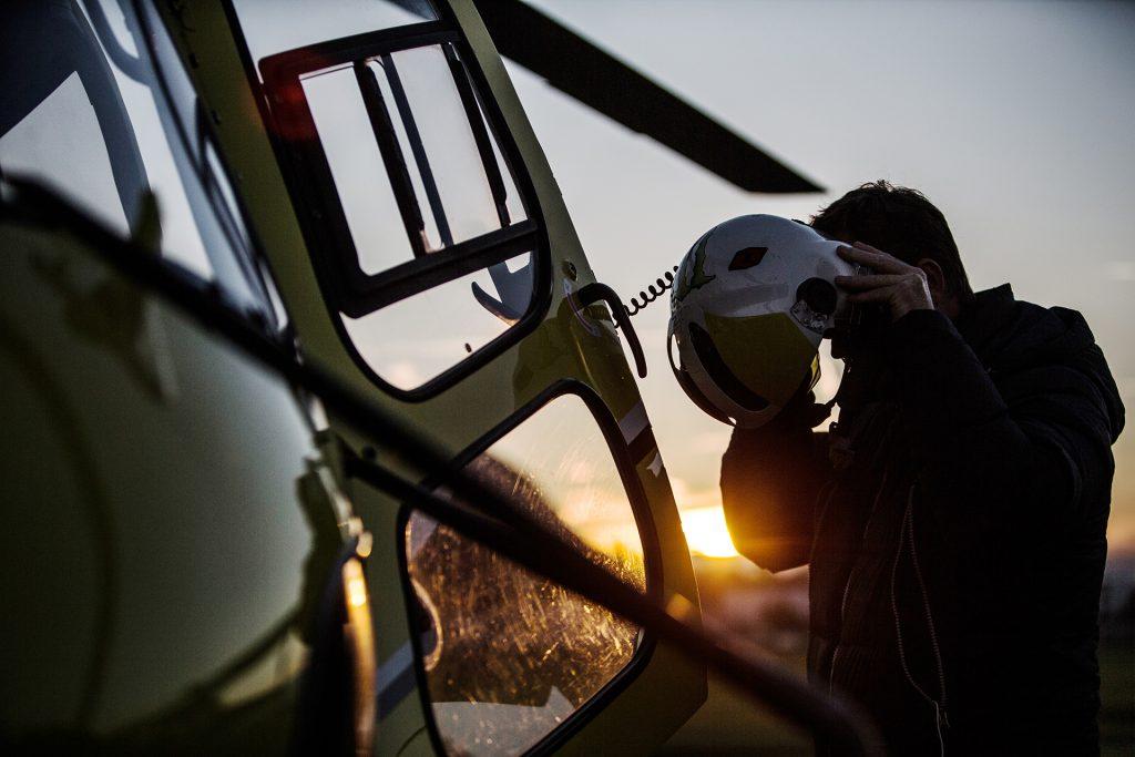 Initiation & école de pilotage - Formation Pilote Privé (PPL-H) - Mont Blanc Hélicoptères Bordeaux