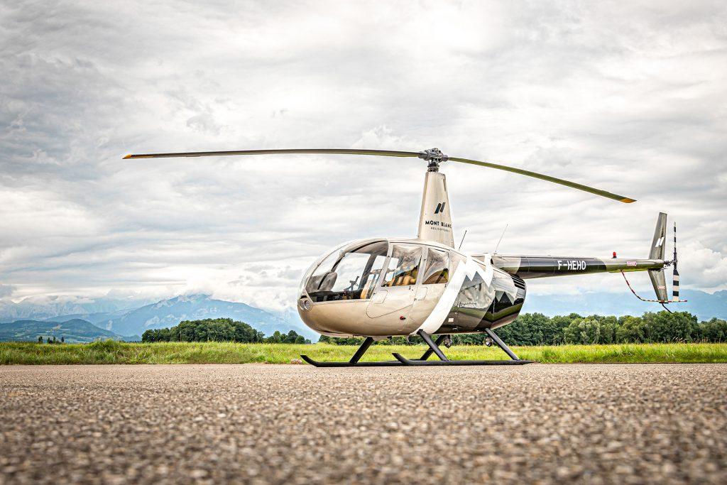 Travail aerien - Surveillance aerienne - Mont Blanc Hélicoptères Bordeaux
