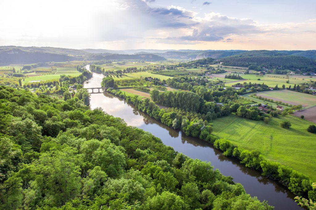 Tourist flights - Flight over the Dordogne Valley - Mont Blanc Hélicoptères Bordeaux